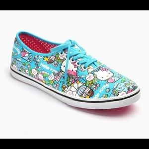 🐳🐳Vans hello kitty woman 7💦💦